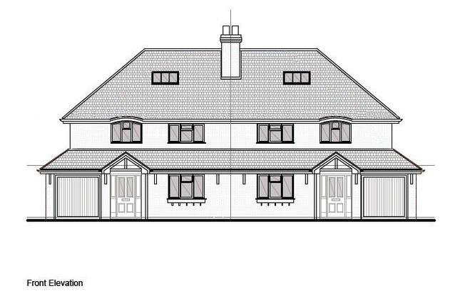 Thumbnail Semi-detached house for sale in Longcroft Avenue, Harpenden, Hertfordshire