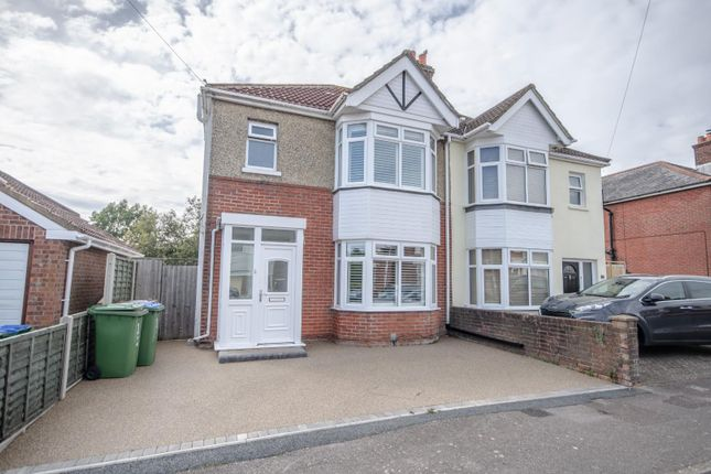 Thumbnail Semi-detached house to rent in Cecil Road, Itchen, Southampton