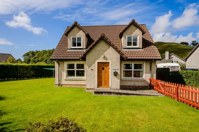 Thumbnail Detached house for sale in The Glebe, Oban, Argyll And Bute