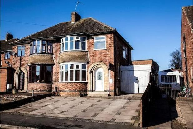 Thumbnail Semi-detached house to rent in Myrtle Avenue, Birstall