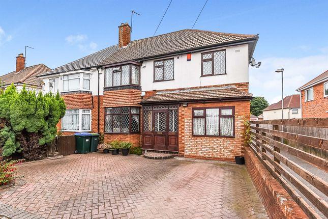 Thumbnail Semi-detached house for sale in Birmingham Road, Great Barr, Birmingham