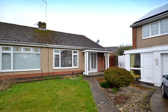 Thumbnail Bungalow to rent in Oundle Drive, Moulton, Northampton