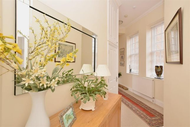 Thumbnail Flat for sale in Whitecroft Park, Newport, Isle Of Wight