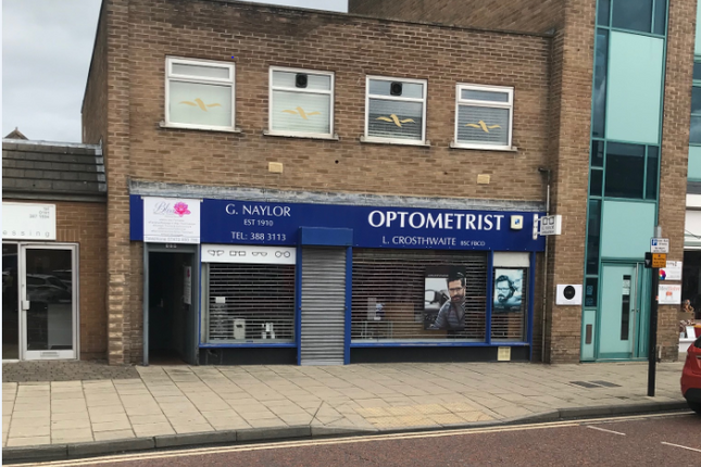 Retail premises for sale in Front Street, Chester Le Street