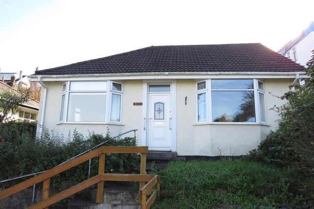 Thumbnail Detached bungalow for sale in New Road, Saltash, Cornwall