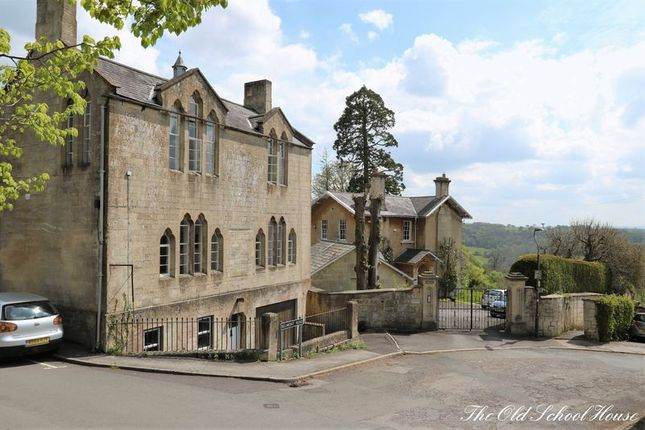 Thumbnail Flat for sale in Church Road, Combe Down, Bath