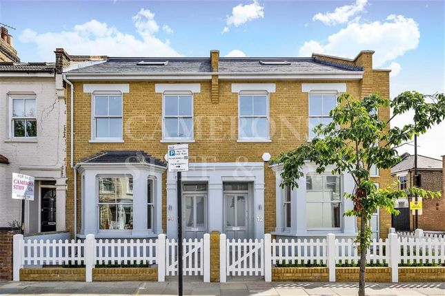 Terraced house for sale in Letchford Gardens, Kensal Green, London