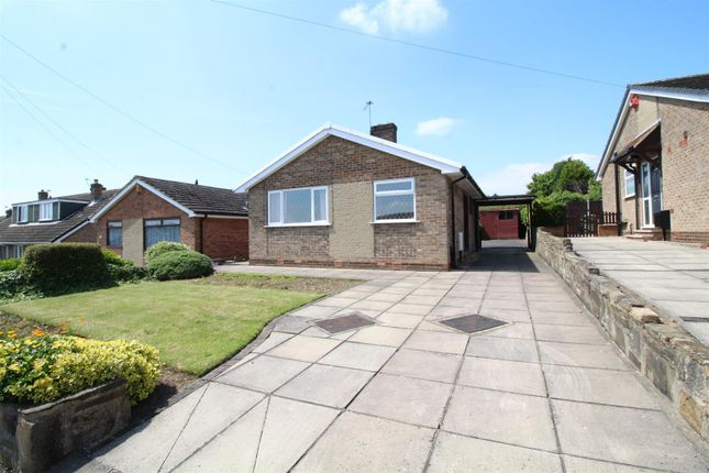 Thumbnail Detached bungalow for sale in Thorne Grove, Rothwell, Leeds