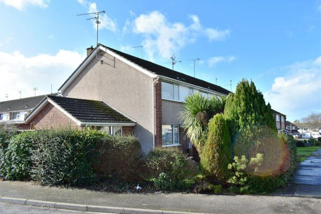 Thumbnail End terrace house to rent in Farm View, Taunton, Somerset