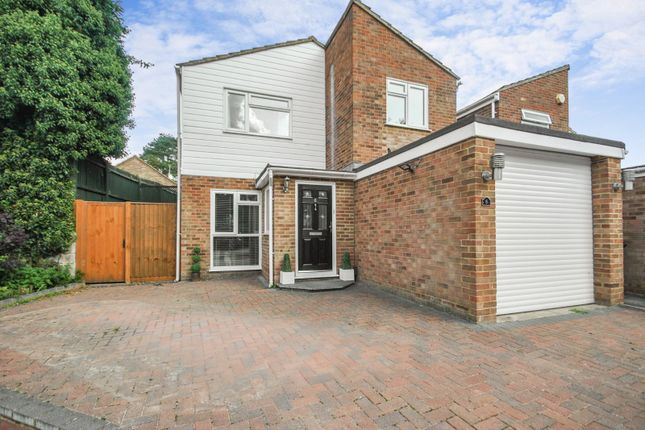 4 bed detached house for sale in Lowfield, Sawbridgeworth CM21