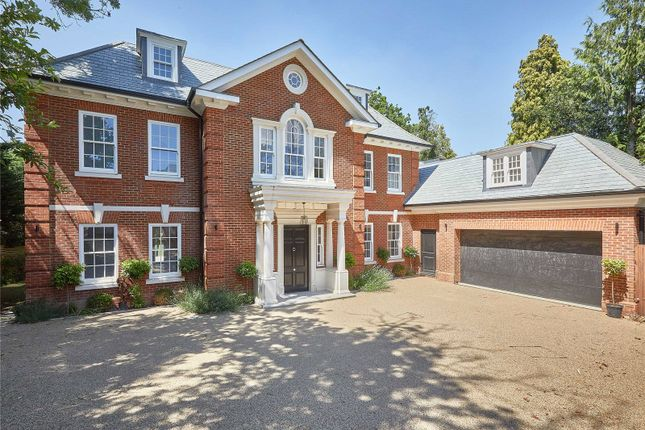 Thumbnail Detached house for sale in Coombe Hill Road, Kingston Upon Thames, Surrey