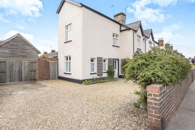 3 bed semi-detached house for sale in Tennyson Avenue, King's Lynn