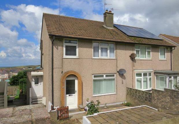 Thumbnail Semi-detached house to rent in Rowe Terrace, Workington, Cumbria