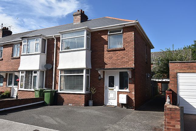 Semi-detached house for sale in Williams Avenue, Close To Quayside, Exeter