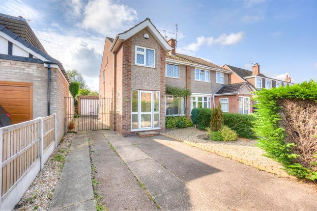 3 bed semi-detached house for sale in Fairway, Keyworth, Nottingham NG12