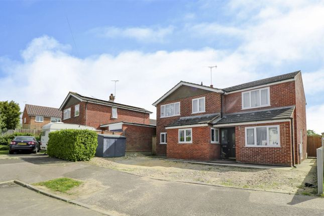 Thumbnail Detached house for sale in Vanessa Drive, Wivenhoe, Colchester