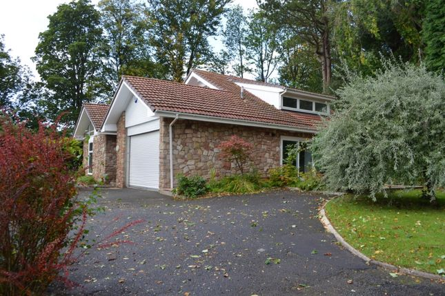 Thumbnail Detached house for sale in Fernhill Grange, Bothwell, South Lanarkshire