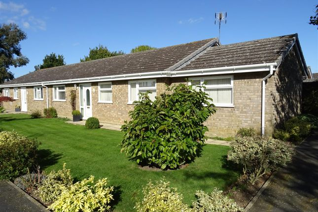 Thumbnail Semi-detached bungalow for sale in Crowcroft Glebe, Nedging Tye, Ipswich