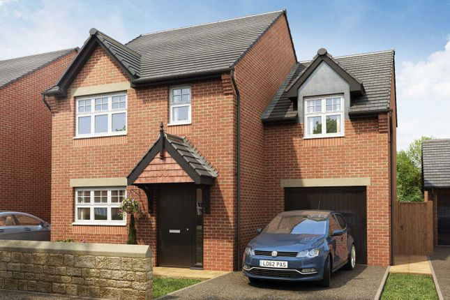 "Thumbnail Detached house for sale in ""The Dee"" at Malthouse Way, Penwortham, Preston"