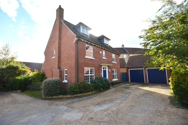 Thumbnail Detached house for sale in Osmond Close, Black Notley, Braintree