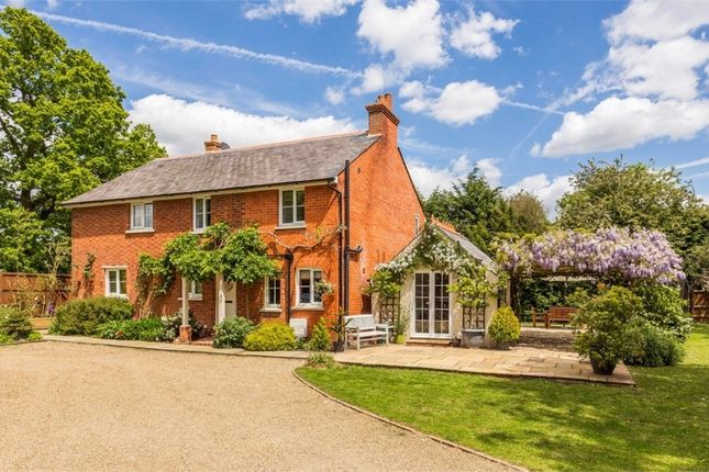 Thumbnail Detached house for sale in The Shaws, Newchapel Road, Lingfield, Surrey
