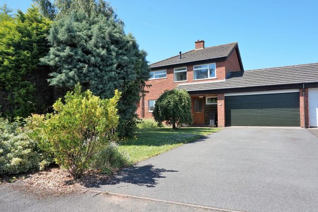 Thumbnail Link-detached house for sale in Grange Close, Wellington