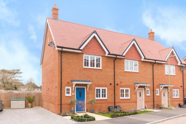 Thumbnail End terrace house to rent in Beaker Place, Milton, Abingdon