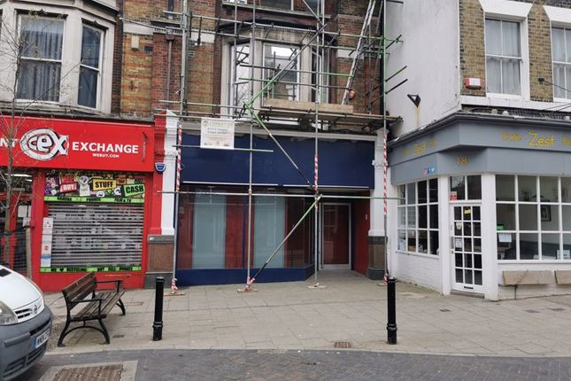 Thumbnail Property to rent in Queen Street, Ramsgate