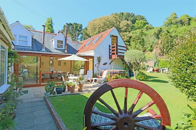 Thumbnail Detached house for sale in Rue Du Moulin Huet, St. Martin, Guernsey