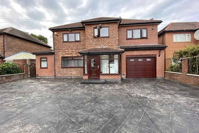 5 bed detached house to rent in Kingsway, Cheadle, Cheshire SK8