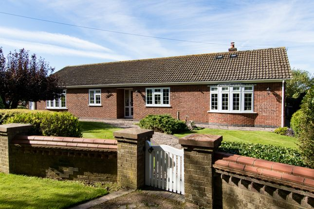 Thumbnail Detached bungalow for sale in Wyberton West Road, Wyberton