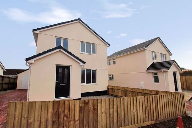 Thumbnail Detached house for sale in Liftondown, Lifton