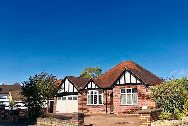 Thumbnail Bungalow for sale in Church Road, Astwood Bank, Redditch