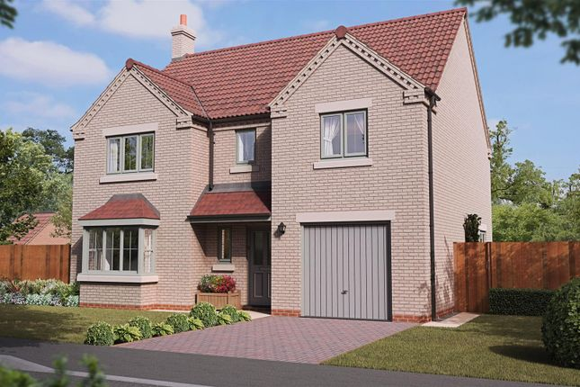 4 bed detached house for sale in Dunston Road, Metheringham, Lincoln LN4