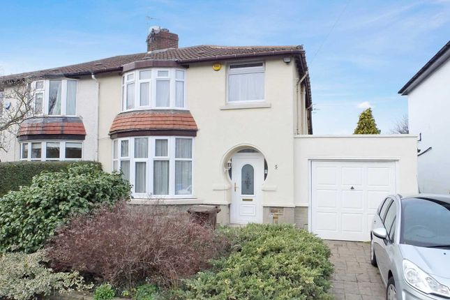 Thumbnail Semi-detached house for sale in The Quadrant Totley, Sheffield