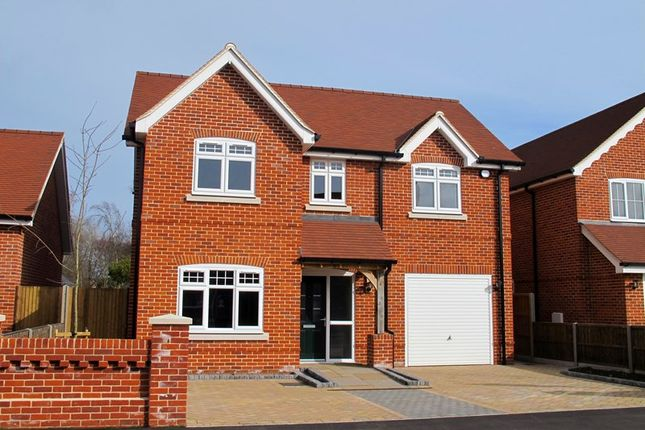 Thumbnail Detached house for sale in Victoria Square, Lee-On-The-Solent