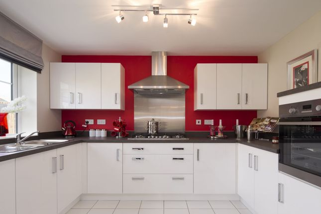 """Thumbnail Detached house for sale in """"Kennington"""" at Birmingham Road, Bromsgrove"""