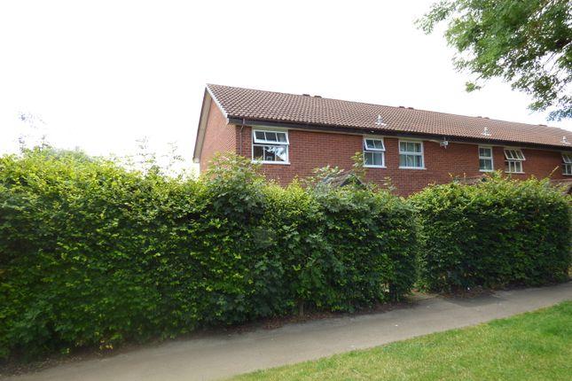 Thumbnail Maisonette to rent in Villeboys Close, Abingdon