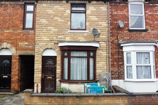 Thumbnail Flat to rent in Gibbeson Street, Lincoln, Lincolnshire