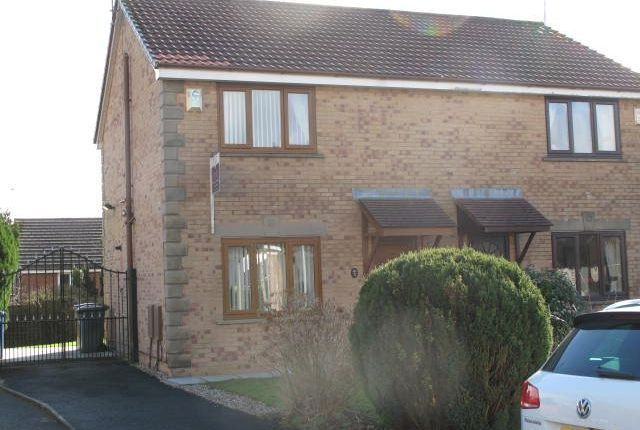 Thumbnail Semi-detached house to rent in Thornlea Drive, Caldershaw, Rochdale