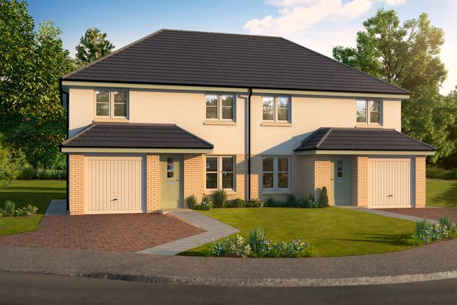 3 bedroom detached house for sale in Cawburn Road, Uphall Station