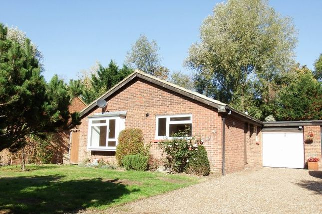 Thumbnail Bungalow for sale in Caradon Close, Horsell, Woking