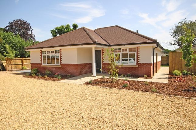 Detached bungalow for sale in Uplands Avenue, Barton On Sea, New Milton