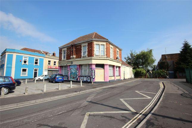 Thumbnail Land for sale in Grosvenor Road, St. Pauls, Bristol