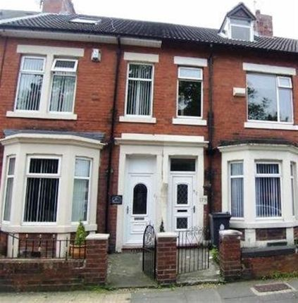 Thumbnail Terraced house to rent in North Road, Wallsend