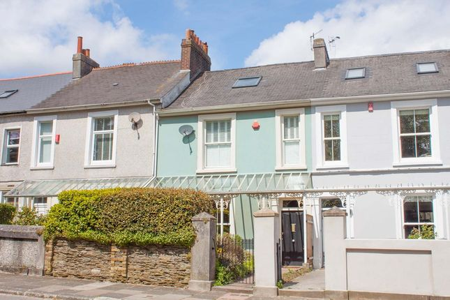 Thumbnail Terraced house for sale in Eggbuckland Road, Mannamead, Plymouth