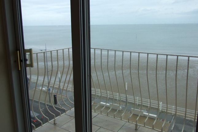 Thumbnail Flat to rent in 56 Princess Court, Marine Road, Colwyn Bay