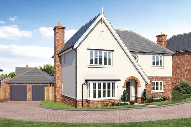 "Thumbnail Property for sale in ""The Kempton"" at Cypress Road, Rugby"
