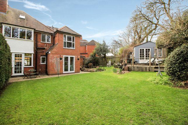 Semi-detached house for sale in Lelant Grove, Harborne, Birmingham