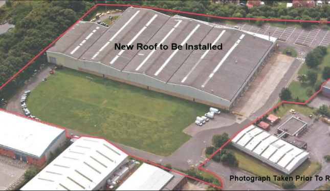 Thumbnail Warehouse to let in Don Pedro Avenue, Normanton